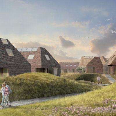 Architektur für den Dünenpark: Jury kürt drei Sieger