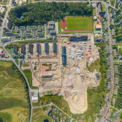 Startschuss für den Bau des Dünenparks List